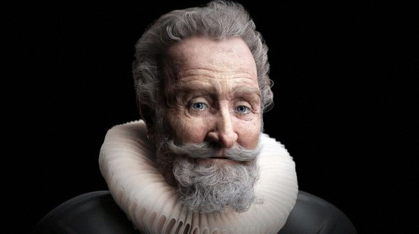 reconstitution faciale dhenri iv -  philippe froesch visualforensic